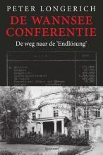 Peter  Longerich De wannseeconferentie