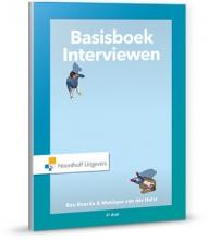 Monique van der Hulst Ben Baarda, Basisboek Interviewen