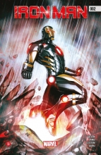 Kieron  Gillen Marvel 02 Iron man