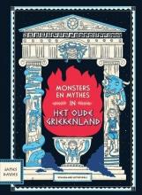 James Davies , Monsters en mythes in het Oude Griekenland