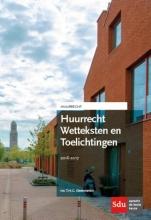 T.H.G Steenmetser , Huurrecht wetteksten en toelichtingen 2016-2017