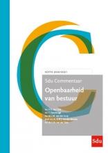 Mr. M.L.M. van der Loop , Sdu Commentaar Openbaarheid van Bestuur. Editie 2020-2021