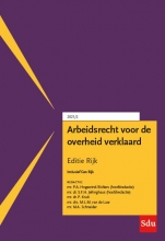 , Arbeidsrecht voor de overheid verklaard, Editie Rijk. 2021/2