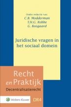 , Juridische vragen in het sociaal domein