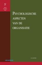 L.A. ten Horn , Psychologische aspecten van de organisatie