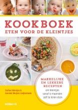 Annelot Muijres-Geijtenbeek Stefan Kleintjes, Kookboek eten voor de kleintjes
