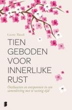 Lisette Thooft , Tien geboden voor innerlijke rust
