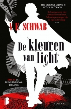 V.E. Schwab , De kleuren van licht