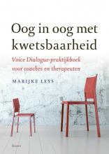 Marijke  Leys Oog in oog met kwetsbaarheid