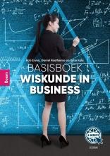 Gitte Kale Rob Erven  Daniel Roelfsema, Basisboek wiskunde in business