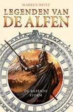 Markus Heitz , Legenden van de Alfen 4 - De Razende Storm (POD)