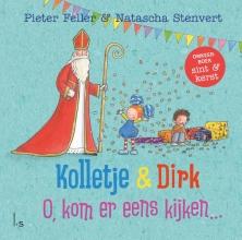 Natascha Stenvert Pieter Feller, O, kom er eens kijken & O, dennenboom - omkeerboek