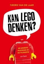 Tjeerd van de Laar , Kan lego denken?
