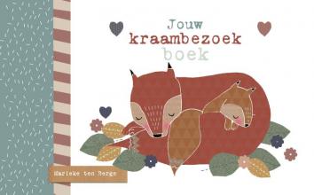Marieke ten Berge Jouw kraambezoekboek