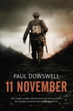 Paul  Dowswell 11 november