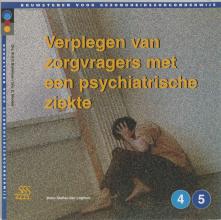 E. Nicasie W.A.P. Blankman, Verplegen van zorgvragers met een psychiatrische ziekte