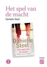 Danielle  Steel Het spel van de macht - grote letter uitgave