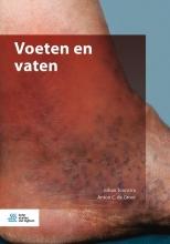 Anton C. de Groot Johan Toonstra, Voeten en vaten