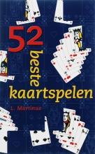 L. Martinus , 52 beste kaartspelen