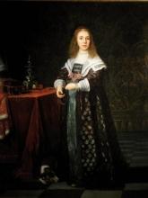 Judith van Gent , Bartholomeus van de Helst (ca. 1613-1670)