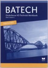 A.J.  Boer Batech Havo-VWO Werkboek 2, katern 1
