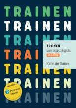 Karin de Galan , Trainen, 4e editie met MyLab NL toegangscode