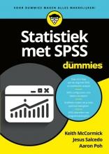 Aaron Poh Keith McCormick  Jesus Salcedo, Statistiek met SPSS voor Dummies