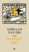 Adriaan van Dis Nathan Sid, luisterboek, 2 CD`s