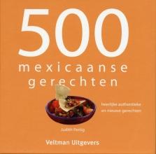 Judith M.  Fertig, 500 Mexicaanse gerechten