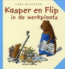 Lars  Klinting Kasper en Flip in de werkplaats
