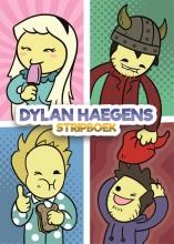Dylan  Haegens Dylan Haegens Stripboek