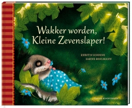 Sabine  Bohlmann Wakker worden, Kleine Zevenslaper!