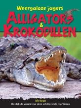 Sally Morgan , Alligators & krokodillen