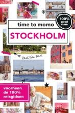 Saskia de Leeuw time to momo Stockholm