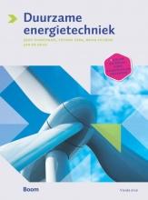 Joop  Ouwehand, Trynke  Papa, Bram  Entrop, Jan de Geus Duurzame energietechniek