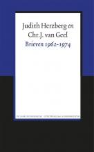Chris van Geel Judith Herzberg, Brieven