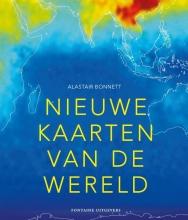 Alastair  Bonnett Nieuwe kaarten van de wereld