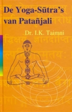 I.K.  Taimni De yoga sutra`s van Patanjali