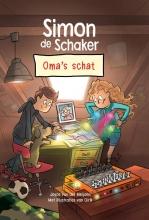 Joyce van der Meijden , Simon de Schaker