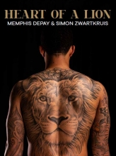 Memphis  Depay, Simon  Zwartkruis Heart of a lion