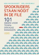 Koen Van den Brandt, Roel Van de Wiele Spookrijders staan nooit in de file