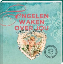 Engelen waken over jou - set 4 ex
