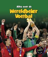 Nick  Hunter Mijn eerste docuboek - De wereldbeker voetbal