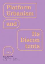 , Platform Urbanism