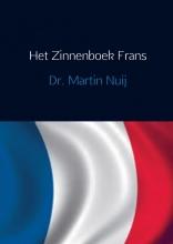 Dr. Martin  Nuij Het Zinnenboek Frans