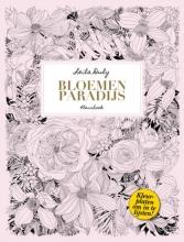 Leila  Duly Bloemenparadijs Kleurboek