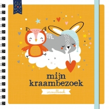 Tanja Tanja Louwers (Tanja met een Rietje) , Mijn kraambezoekboek