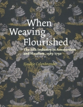 Colenbrander, Sjoukje When weaving flourished
