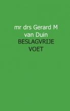 GM van Duin BESLAGVRIJE VOET
