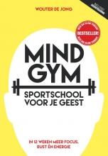 Wouter de Jong Mindgym, sportschool voor je geest
